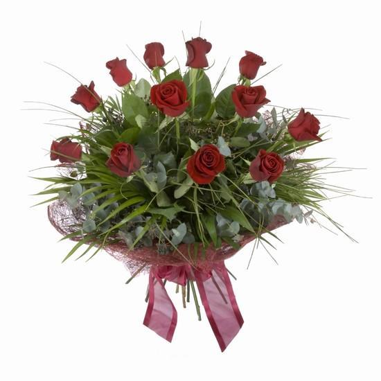 Etkileyici buket 11 adet kirmizi gül buketi  Kahramanmaraş çiçek mağazası , çiçekçi adresleri