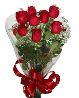 Çiçek sade gül buketi 7 güllü buket  Kahramanmaraş online çiçekçi , çiçek siparişi