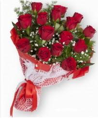 11 adet kırmızı gül buketi  Kahramanmaraş İnternetten çiçek siparişi
