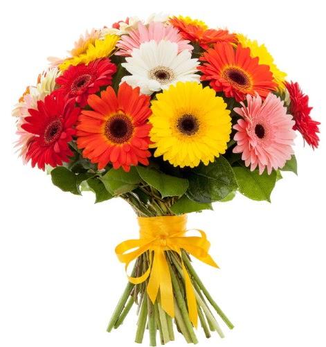 Gerbera demeti buketi  Kahramanmaraş uluslararası çiçek gönderme