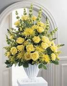 Kahramanmaraş çiçek servisi , çiçekçi adresleri  sari güllerden sebboy tanzim çiçek siparisi