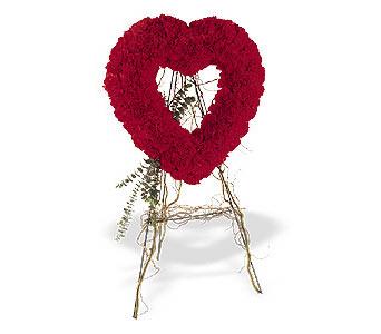 Kahramanmaraş çiçek mağazası , çiçekçi adresleri  karanfillerden kalp pano