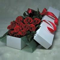 Kahramanmaraş online çiçekçi , çiçek siparişi  11 adet gülden kutu