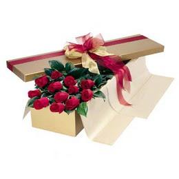 Kahramanmaraş İnternetten çiçek siparişi  10 adet kutu özel kutu