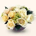Kahramanmaraş çiçekçi mağazası  9 adet sari gül cam yada mika vazo da  Kahramanmaraş internetten çiçek siparişi