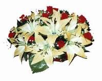yapay karisik çiçek sepeti   Kahramanmaraş güvenli kaliteli hızlı çiçek