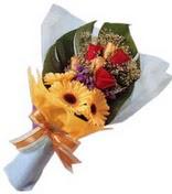güller ve gerbera çiçekleri   Kahramanmaraş çiçek siparişi vermek