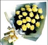 sari güllerden sade buket  Kahramanmaraş 14 şubat sevgililer günü çiçek