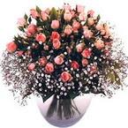 büyük cam fanusta güller   Kahramanmaraş online çiçek gönderme sipariş