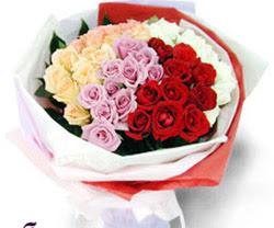 SEVENLERE ÖZEL 51 ADET GÜL  Kahramanmaraş çiçek mağazası , çiçekçi adresleri