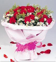 Kahramanmaraş çiçek mağazası , çiçekçi adresleri  12 ADET KIRMIZI GÜL BUKETI