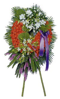 Kahramanmaraş çiçek yolla , çiçek gönder , çiçekçi   cenaze çelengi
