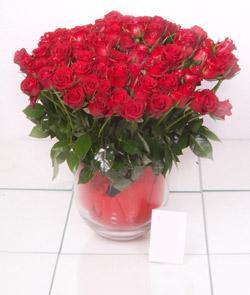 Kahramanmaraş çiçek yolla , çiçek gönder , çiçekçi   101 adet kirmizi gül