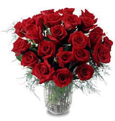 Kahramanmaraş çiçek siparişi vermek  11 adet kirmizi gül cam yada mika vazo içerisinde