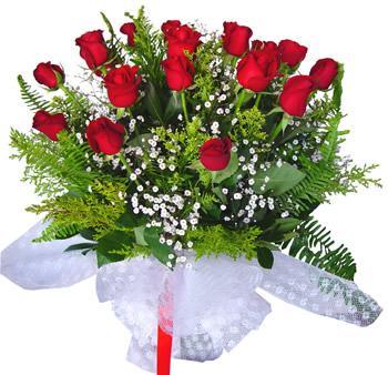 11 adet gösterisli kirmizi gül buketi  Kahramanmaraş çiçek mağazası , çiçekçi adresleri