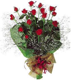 11 adet kirmizi gül buketi özel hediyelik  Kahramanmaraş çiçek online çiçek siparişi