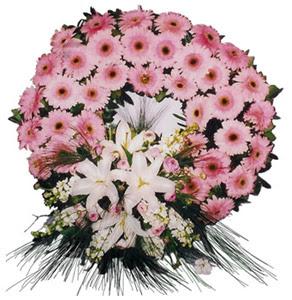 Cenaze çelengi cenaze çiçekleri  Kahramanmaraş yurtiçi ve yurtdışı çiçek siparişi