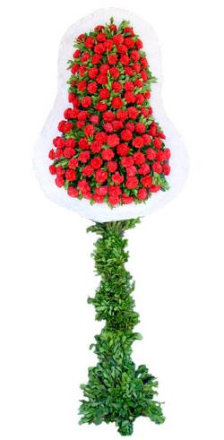 Dügün nikah açilis çiçekleri sepet modeli  Kahramanmaraş internetten çiçek siparişi