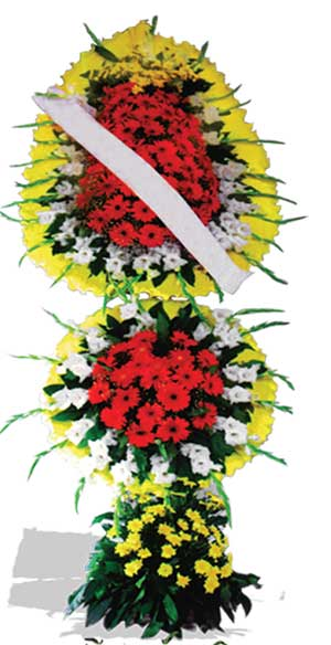 Dügün nikah açilis çiçekleri sepet modeli  Kahramanmaraş online çiçek gönderme sipariş