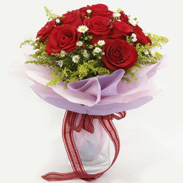 Çiçek gönderme estetikliginiz 11 gül buket  Kahramanmaraş çiçek online çiçek siparişi