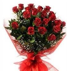 İlginç Hediye 21 Adet kırmızı gül  Kahramanmaraş güvenli kaliteli hızlı çiçek
