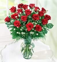 Kahramanmaraş çiçek mağazası , çiçekçi adresleri  9 adet mika yada vazoda kirmizi güller