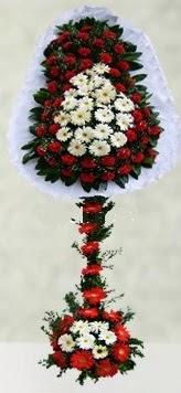 Kahramanmaraş çiçek mağazası , çiçekçi adresleri  çift katlı düğün açılış çiçeği