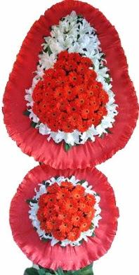Kahramanmaraş online çiçekçi , çiçek siparişi  Çift katlı kaliteli düğün açılış sepeti