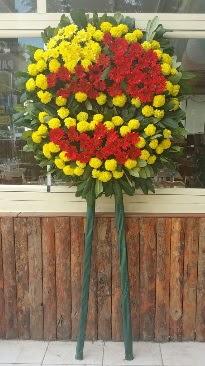 Cenaze çelengi çiçek modeli  Kahramanmaraş ucuz çiçek gönder