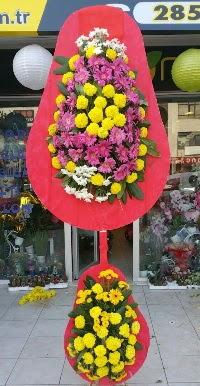 Çift katlı düğün nikah açılış çiçek modeli  Kahramanmaraş online çiçekçi , çiçek siparişi