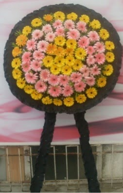 Görsel cenaze çiçeği  Kahramanmaraş kaliteli taze ve ucuz çiçekler