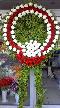 Cenaze çelenk çiçeği modeli  Kahramanmaraş çiçek gönderme