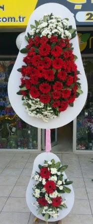 Çift katlı düğün nikah işyeri açılış çiçeği  Kahramanmaraş internetten çiçek siparişi