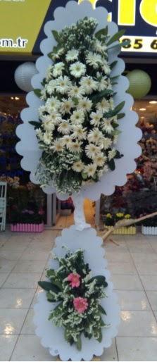Çift katlı düğün nikah açılış çiçeği  Kahramanmaraş cicekciler , cicek siparisi