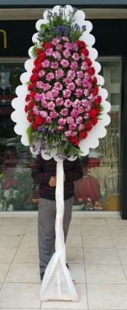Tekli düğün nikah açılış çiçek modeli  Kahramanmaraş uluslararası çiçek gönderme