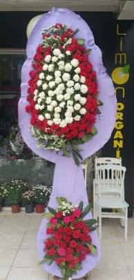 Çift katlı işyeri açılış çiçek modeli  Kahramanmaraş anneler günü çiçek yolla