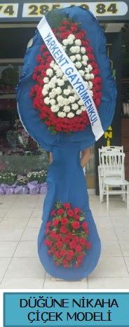 Düğüne nikaha çiçek modeli  Kahramanmaraş uluslararası çiçek gönderme