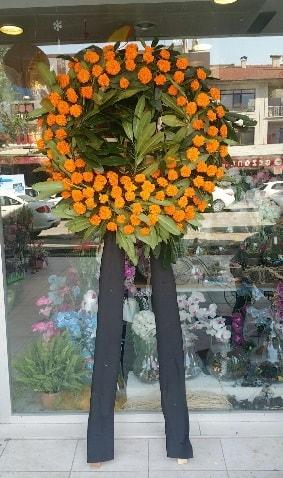 Cenaze çiçeği cenaze çelengi çiçek modeli  Kahramanmaraş cicek , cicekci