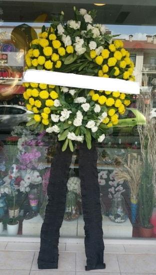 Cenaze çiçek modeli cenaze çiçeği  Kahramanmaraş cicekciler , cicek siparisi
