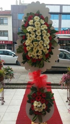 Çift katlı düğün açılış çiçeği  Kahramanmaraş uluslararası çiçek gönderme