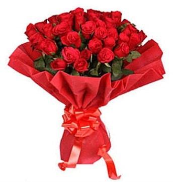 41 adet gülden görsel buket  Kahramanmaraş uluslararası çiçek gönderme