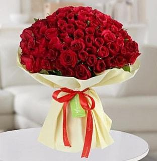 101 adet kırmızı gül buketi koca demet  Kahramanmaraş güvenli kaliteli hızlı çiçek