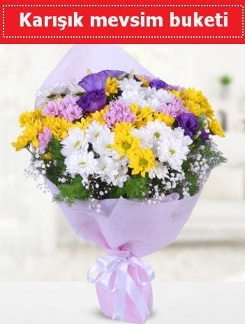 Karışık Kır Çiçeği Buketi  Kahramanmaraş çiçekçi mağazası