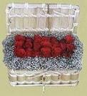Kahramanmaraş İnternetten çiçek siparişi  Sandikta 11 adet güller - sevdiklerinize en ideal seçim